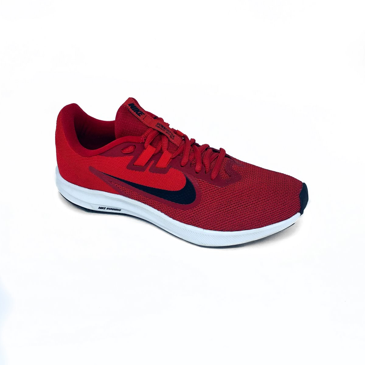 Tênis Nike DownShifter 9 Red/Black