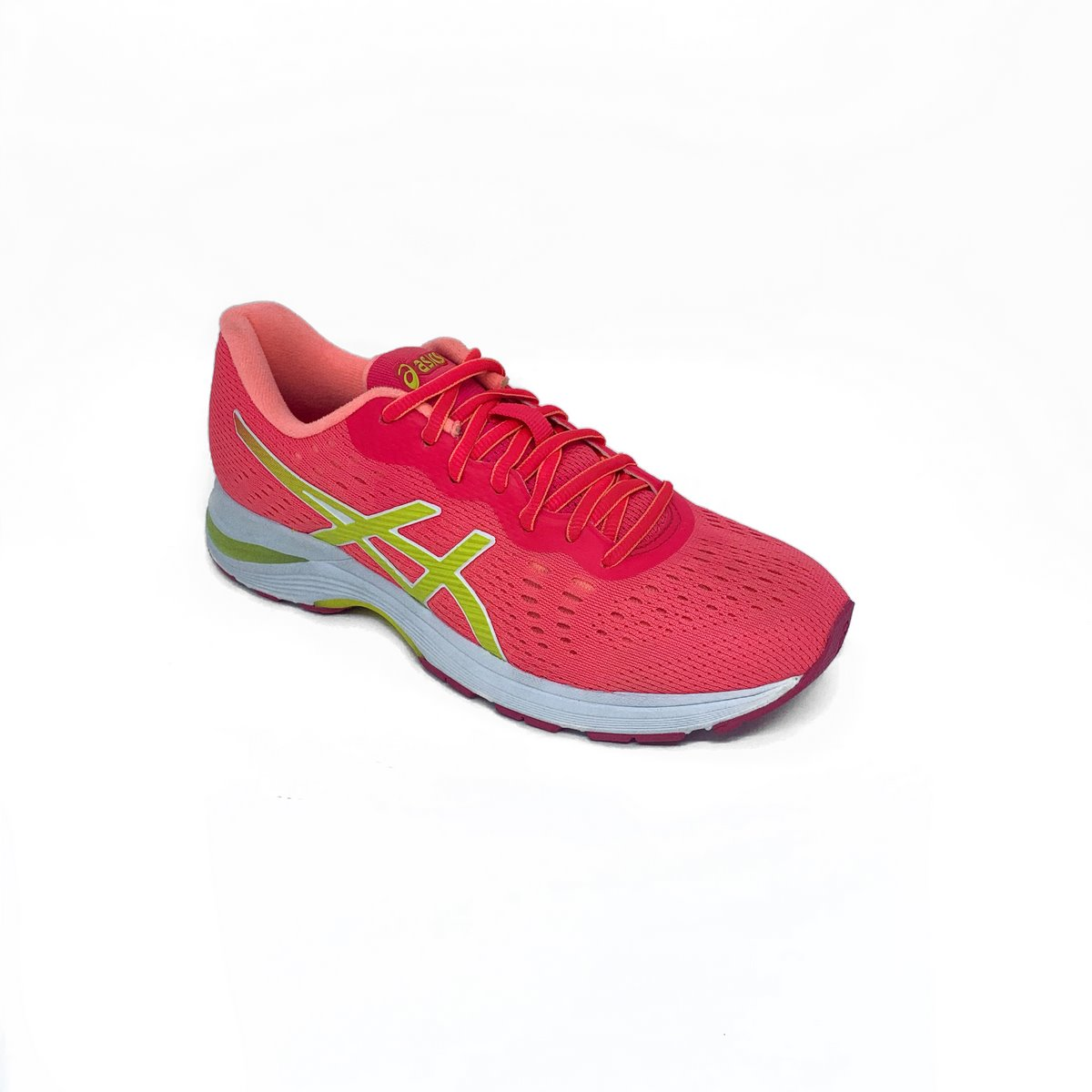Tênis Asics Gel Pink/Amarelo
