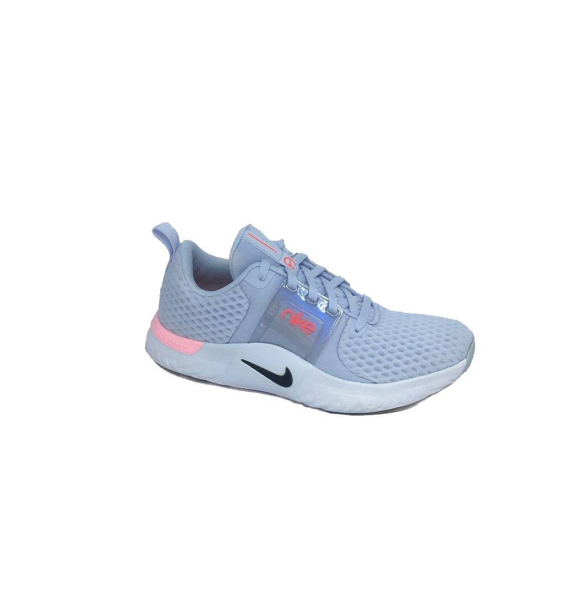 Tênis Nike Venture Runner Branco/Rosa