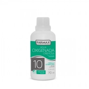 Água Oxigenada Cremosa 10 volumes - 90 ml (Farmax) 12 unidades