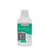 Água Oxigenada Cremosa 10 volumes - 90 ml (Farmax)