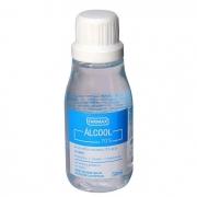 Álcool 70% Liquido 50 ml Farmax - 12 unidades