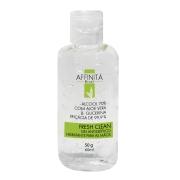 Álcool em Gel 70% 50g  Antisséptico com Aloe Vera - Affinitá