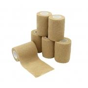 Bandagem Elástica Autoaderente 4,5 cm x 5 m Bioland - 12 unidades