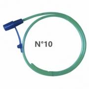 Cateter Nasal para Oxigênio tipo Sonda n°10 - MedSonda