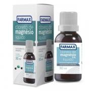 Cloreto de Magnésio PA Líquido 30 ml - Farmax