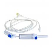 Equipo Microgotas com Injetor Lateral com Entrada de Ar Flex LS Biosani