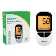 Monitor de Glicose G-500 com 25 Tiras Bioland
