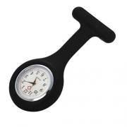 Relógio de Lapela Preto - Medicina e Enfermagem