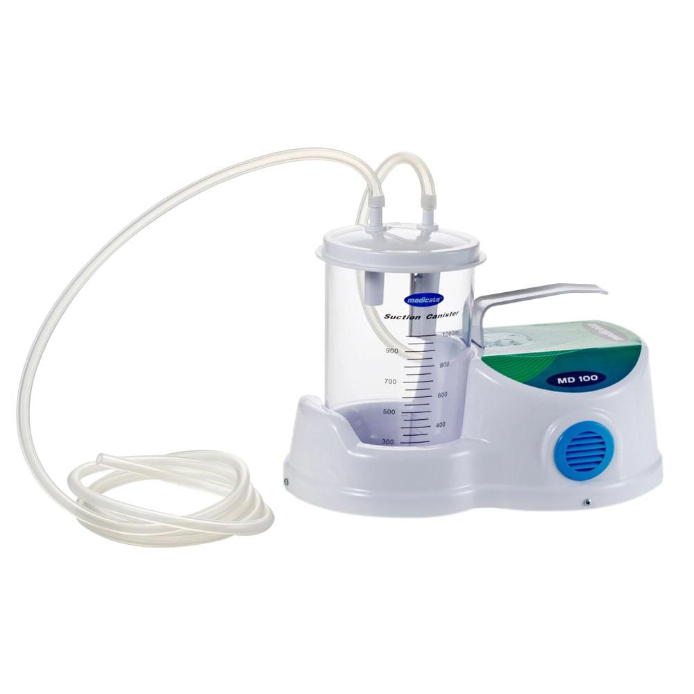 Aspirador Cirúrgico de Secreção 1 L - Medicate