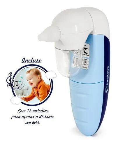 Aspirador Nasal Elétrico Incoterm - AN1000
