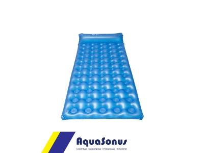 Colchão Inflável Caixa de Ovo Fechado - Aquasonus
