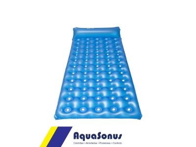 Colchão Inflável Caixa de Ovo Vazado - Aquasonus