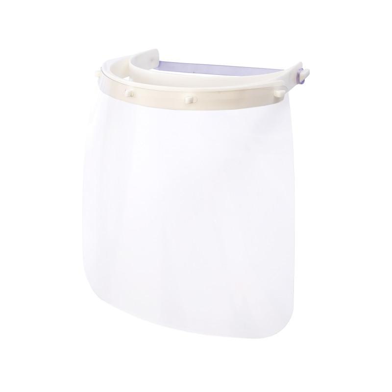 Face Shield Branco Adulto - Farmatex
