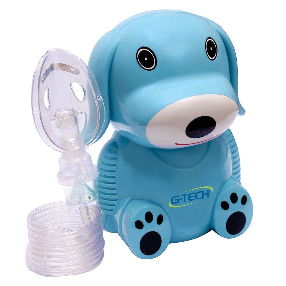 Inalador/Nebulizador de Ar NebDog Azul - G-TECH