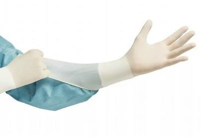 Luva Cirúrgica Esteril Antiderrapante 6,5 (Par) New Hand