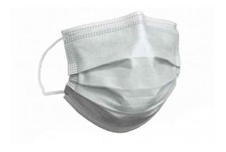 Máscara Cirúrgica Descartável com Tripla Proteção - 50 unidades - Farmatex
