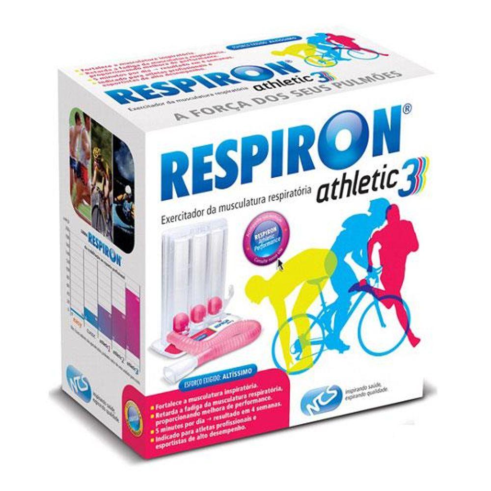Respiron Athletic 3 - Exercitador Respiratório - NCS