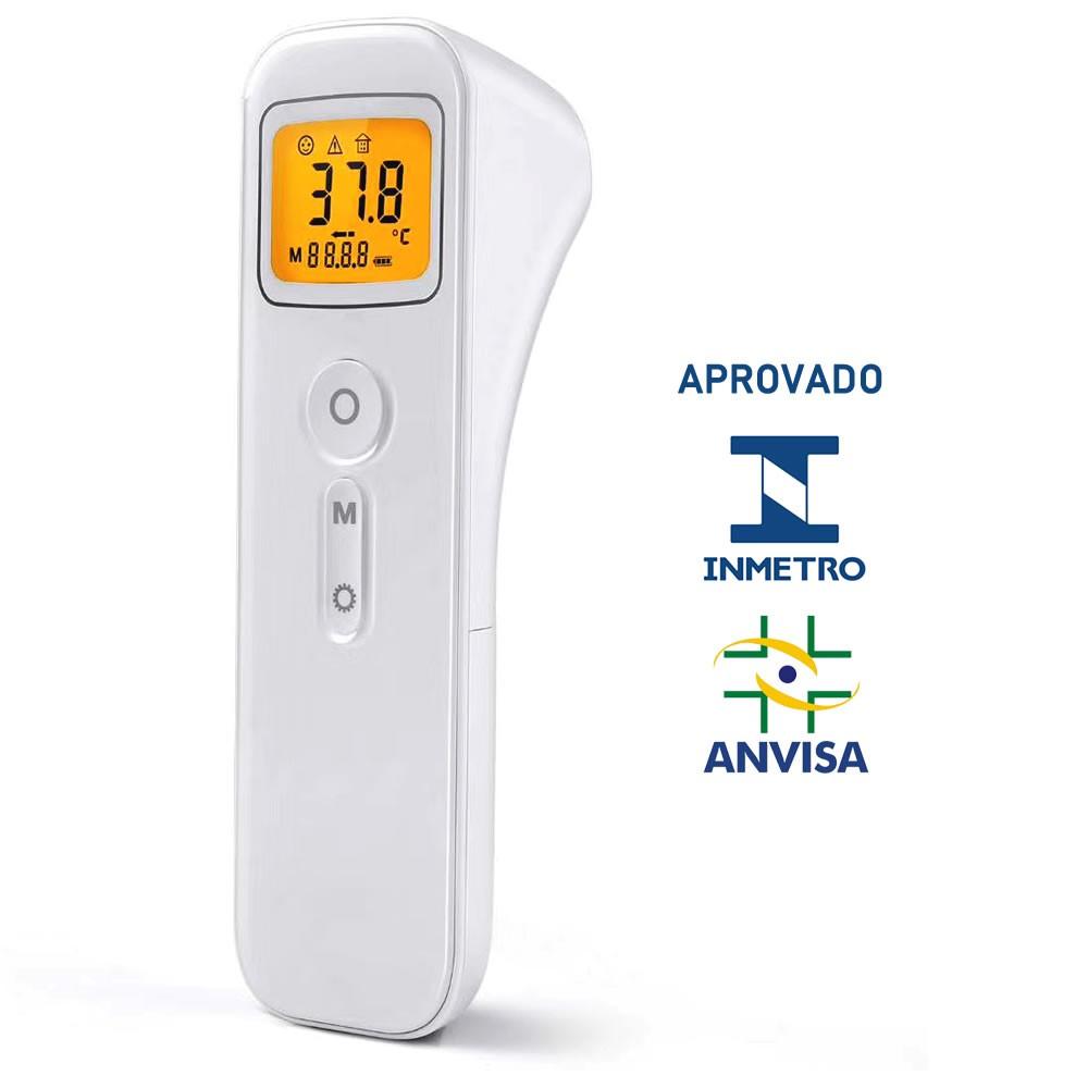 Termômetro de Testa Infravermelho - Bioland