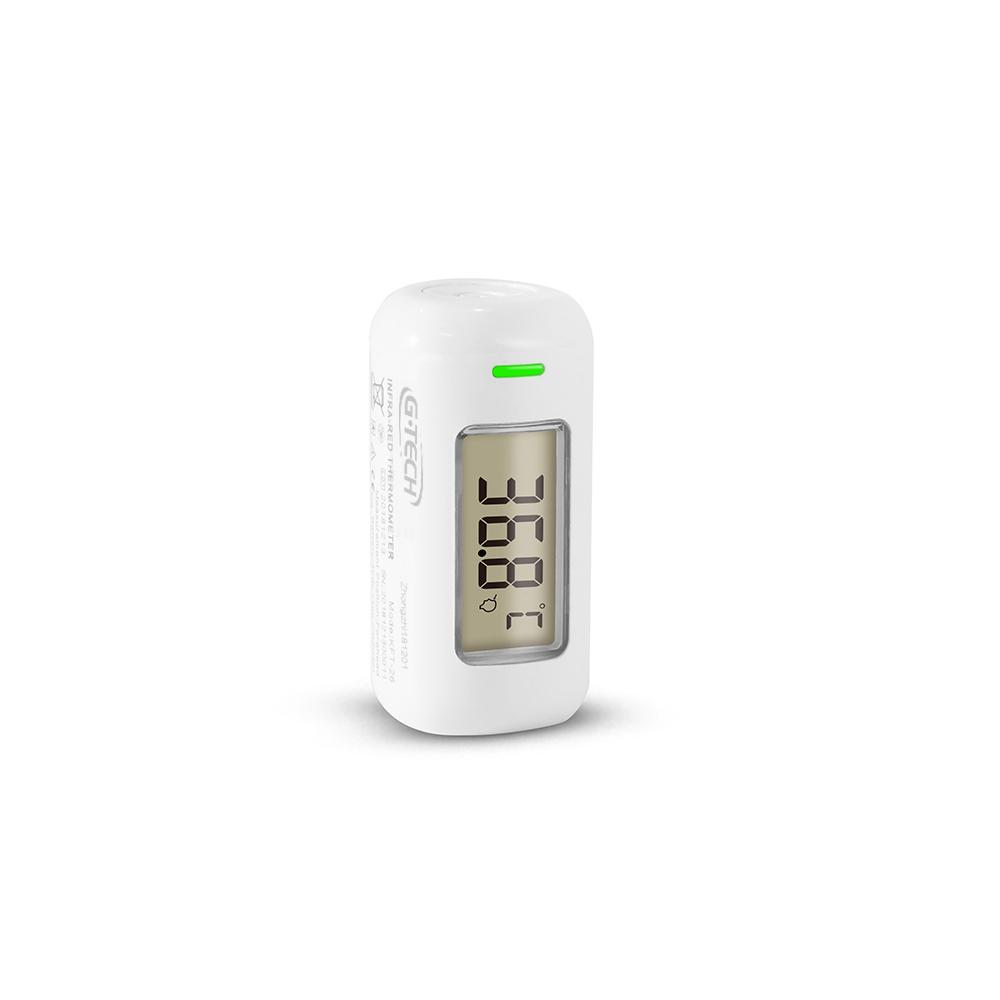 Termômetro Infravermelho Ultracompacto de Testa - G-TECH GO!