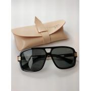 Óculos Aviador Quadrado