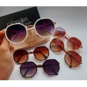 Oculos Round Acetato