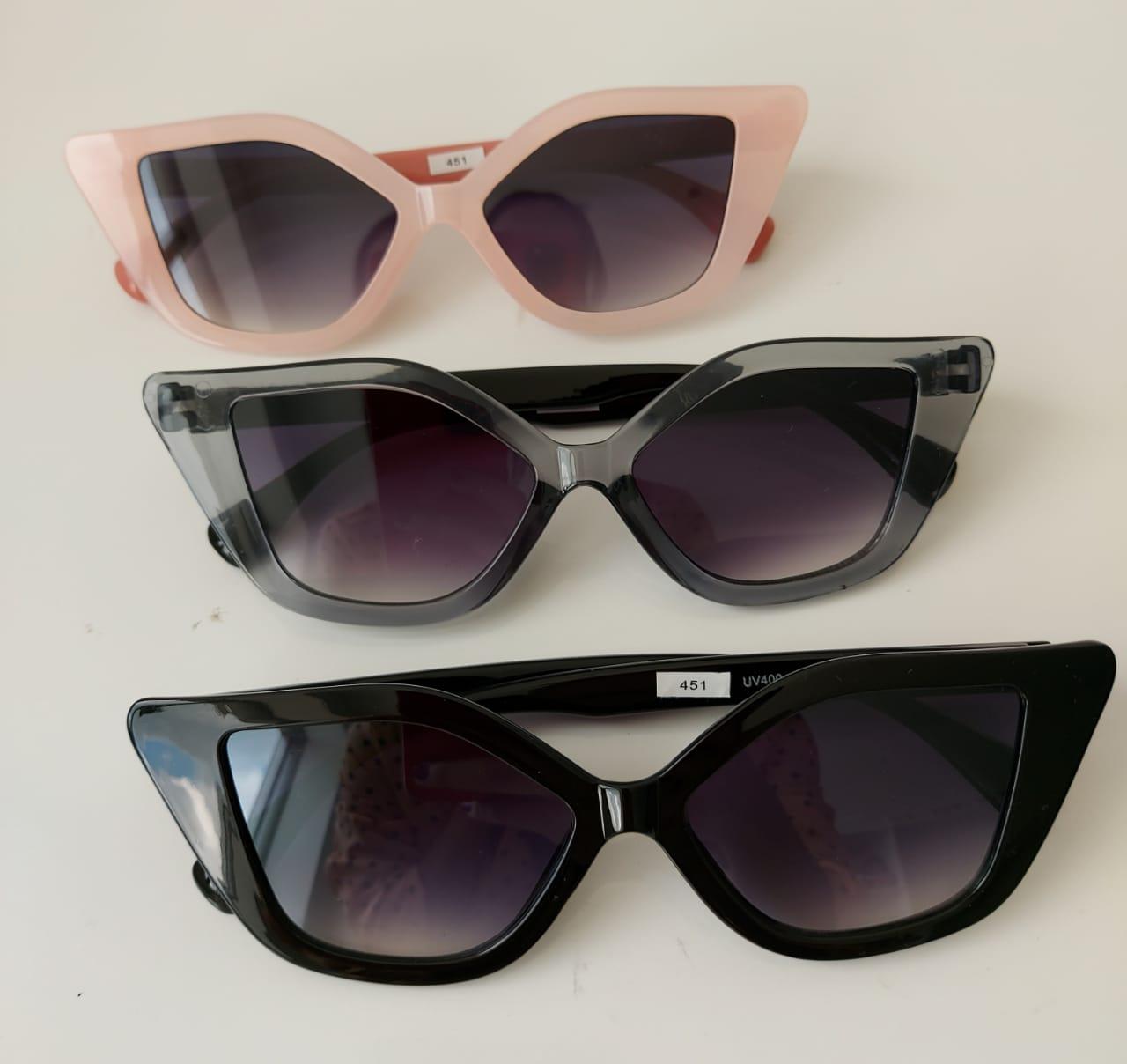 Óculos Blogueira Gatinho