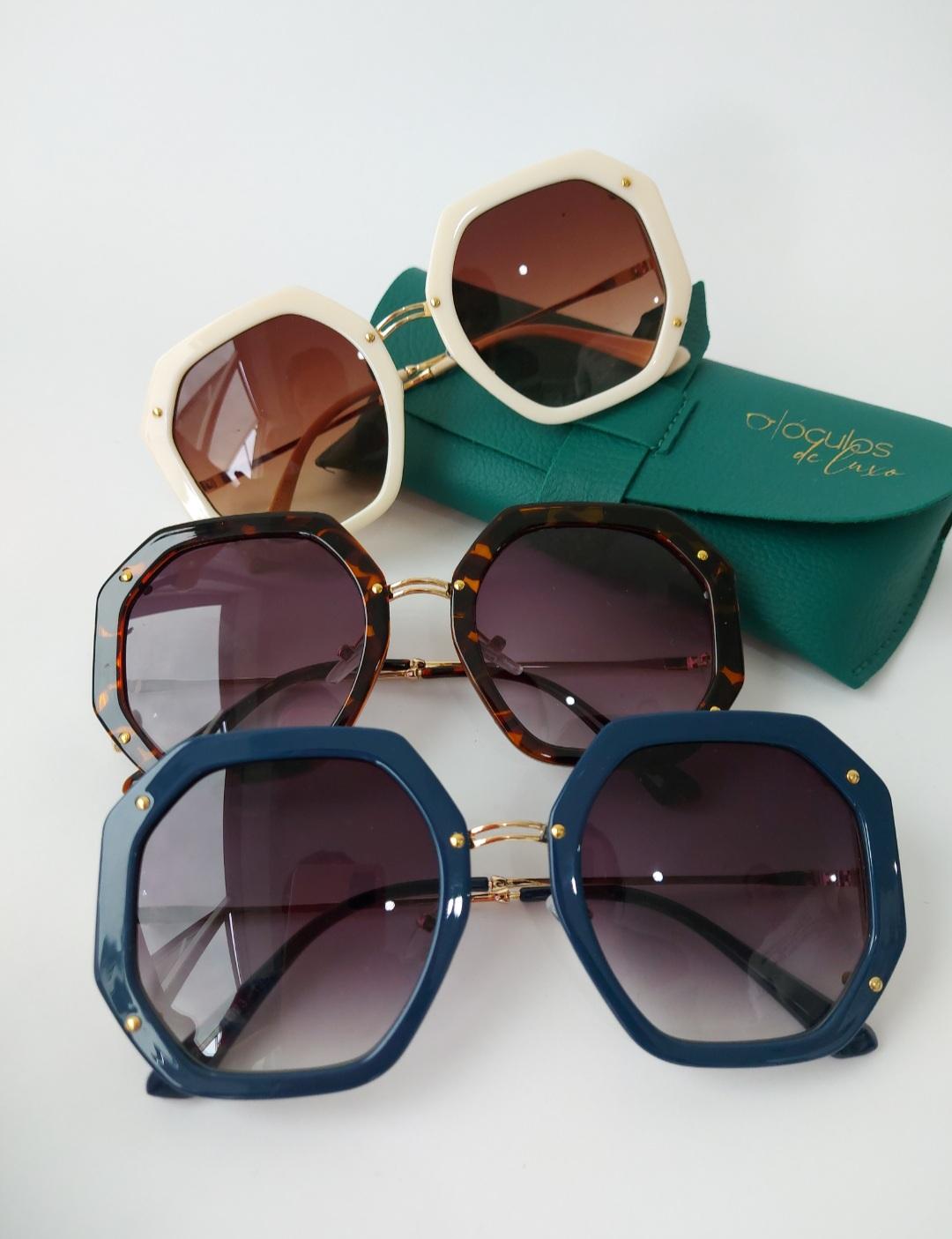 Oculos Octogonal
