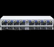 Misturador 8 Canais Trishield Superbanda dos canais 24 ao 86 (Cabo) 55 ~ 480 MHz