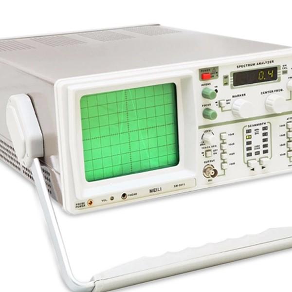 Analisador de Espectro HF / VHF / UHF e Cabo