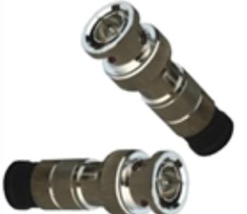 Conector BNC Tipo Compressão - RG 6