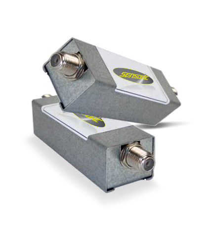 Filtro Passa VHF e Cabo superbanda (filtro passa baixo)