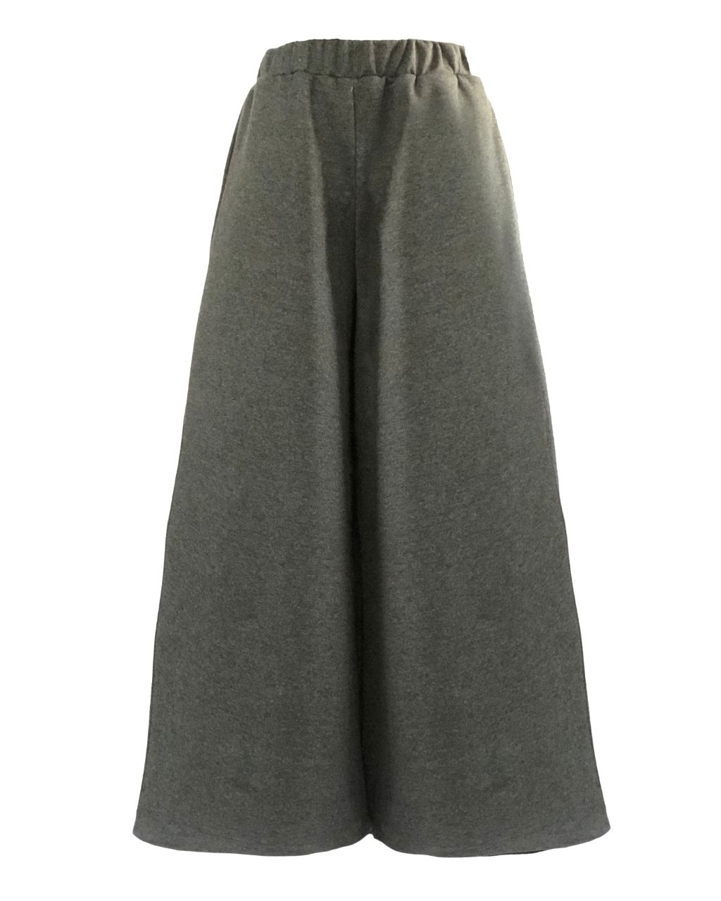Calça Pantalona Moletom