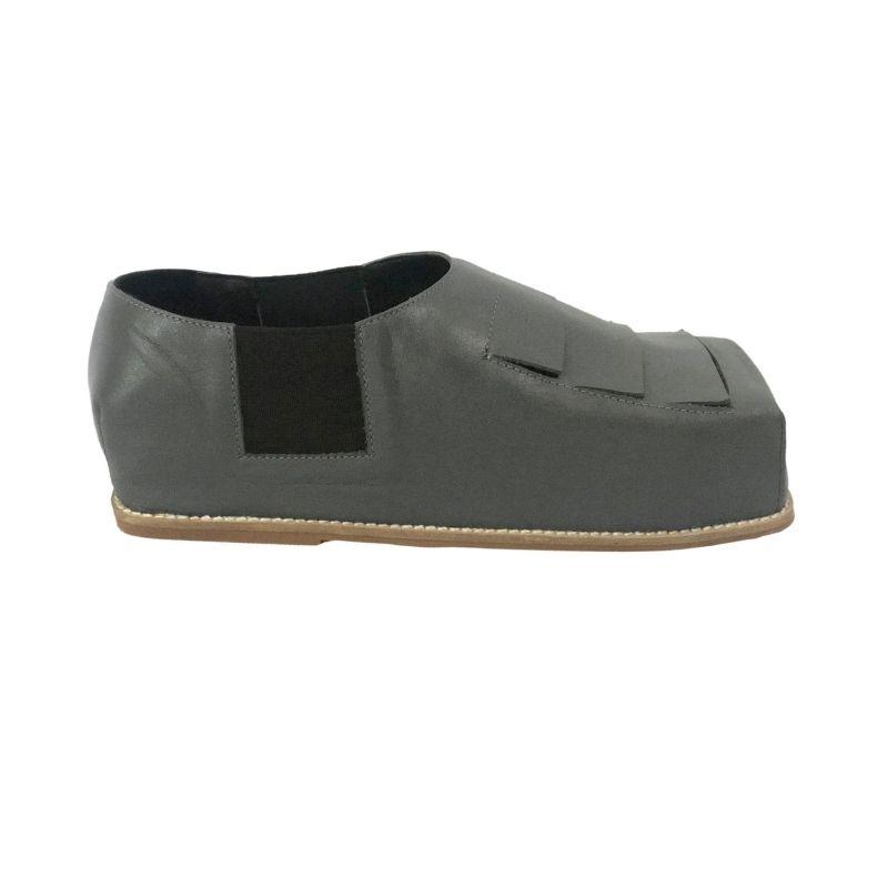 Sapato Quadrado Camadas