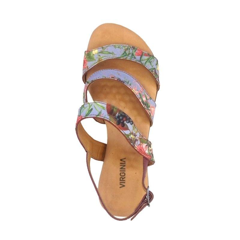 Sandália 3 Tiras