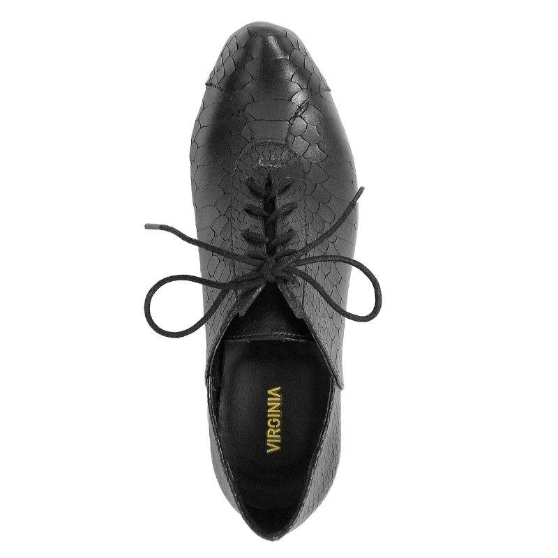 Sapato Aladdin Oxford Cadarço