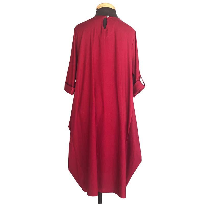 Vestido Careca Midi