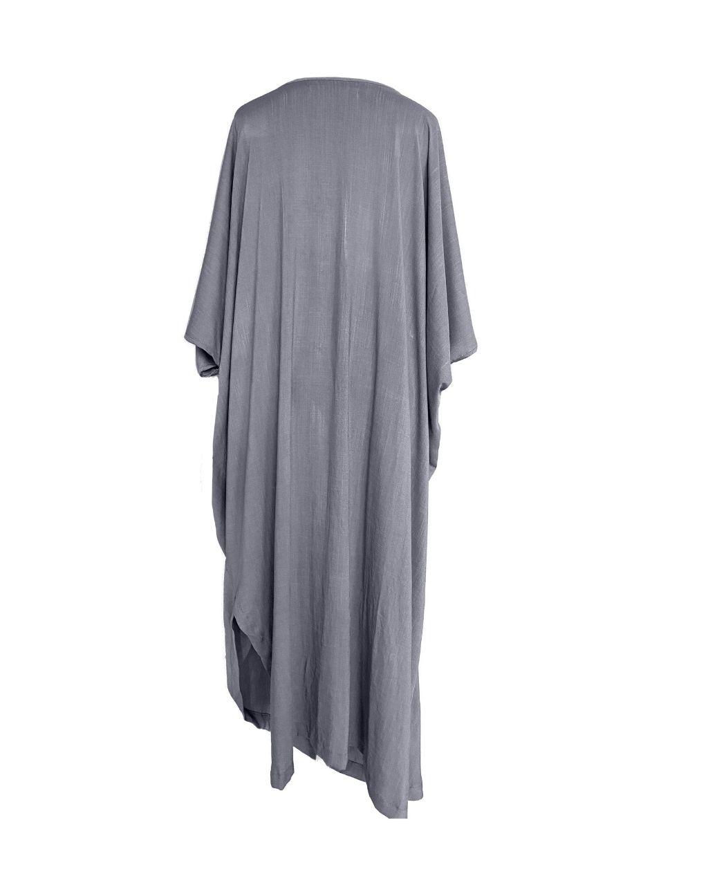 Vestido Detalhe Interno Viscose