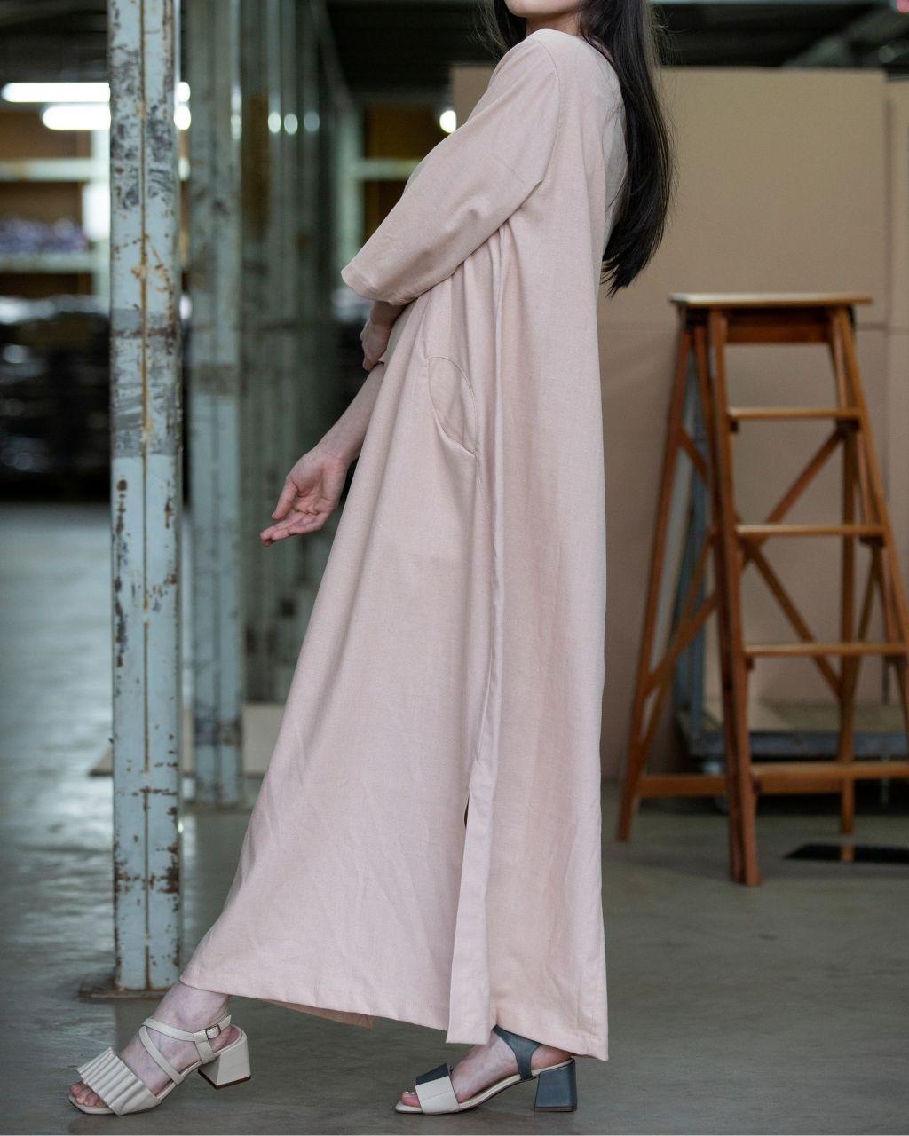 Vestido Longo Careca