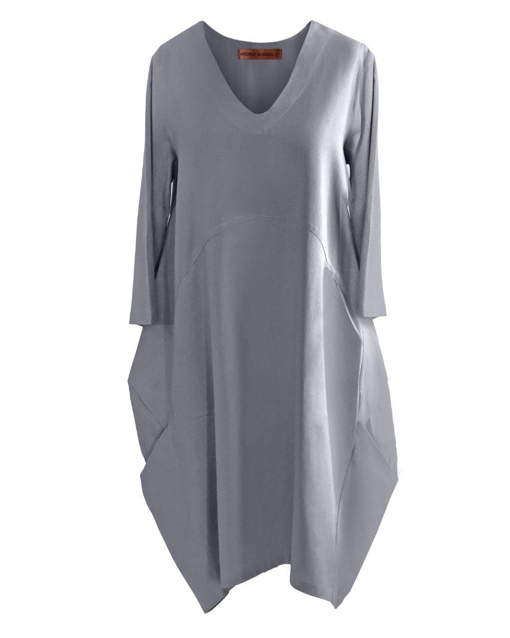 Vestido Midi Careca