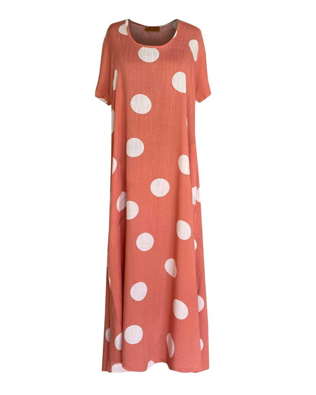 Vestido Túnica Bolas