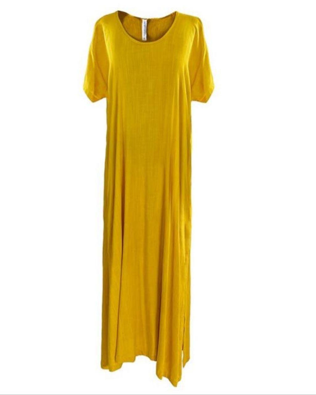 Vestido Túnica Viscose