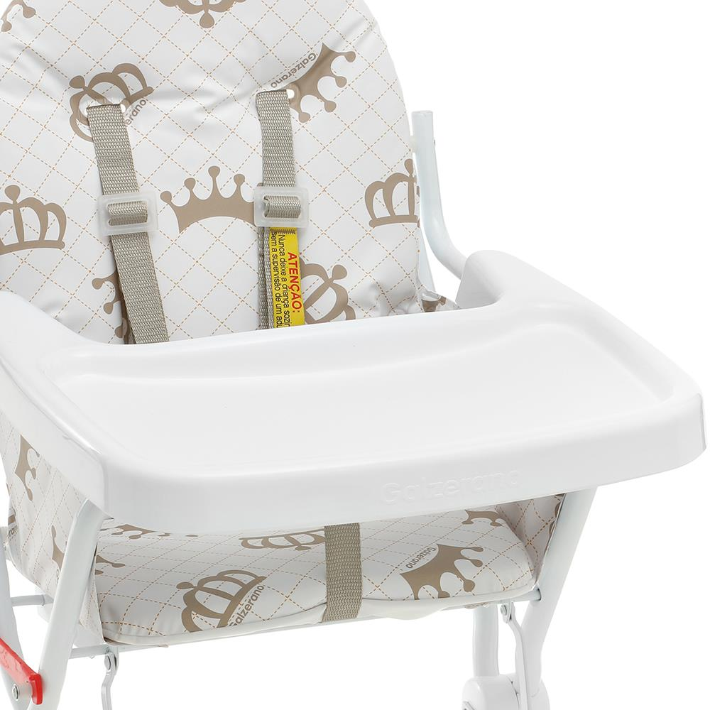 Cadeira de Alimentação Standard II Real - GALZERANO