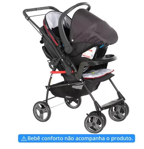 Carrinho Milano Reversível - GALZERANO