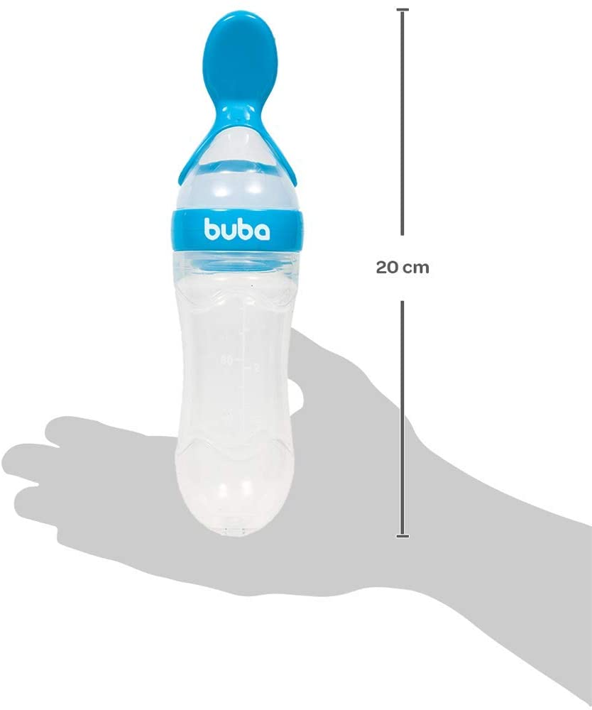 Colher Dosadora Buba Azul