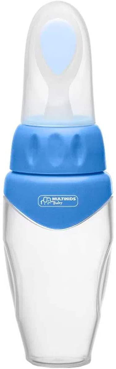 Colher Dosadora Para Bebê de Papinha - Multikids