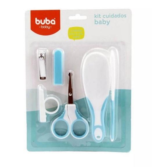 Kit Cuidados S/ Estojo Azul - BUBA