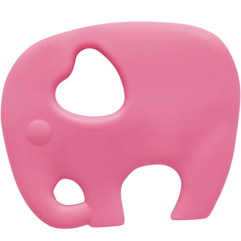 Mordedor de Silicone Elefantinho