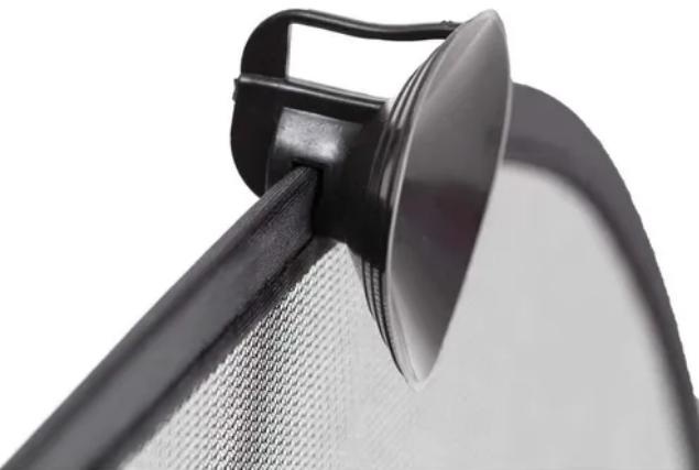 Protetor Solar Com Ventosa - Buba