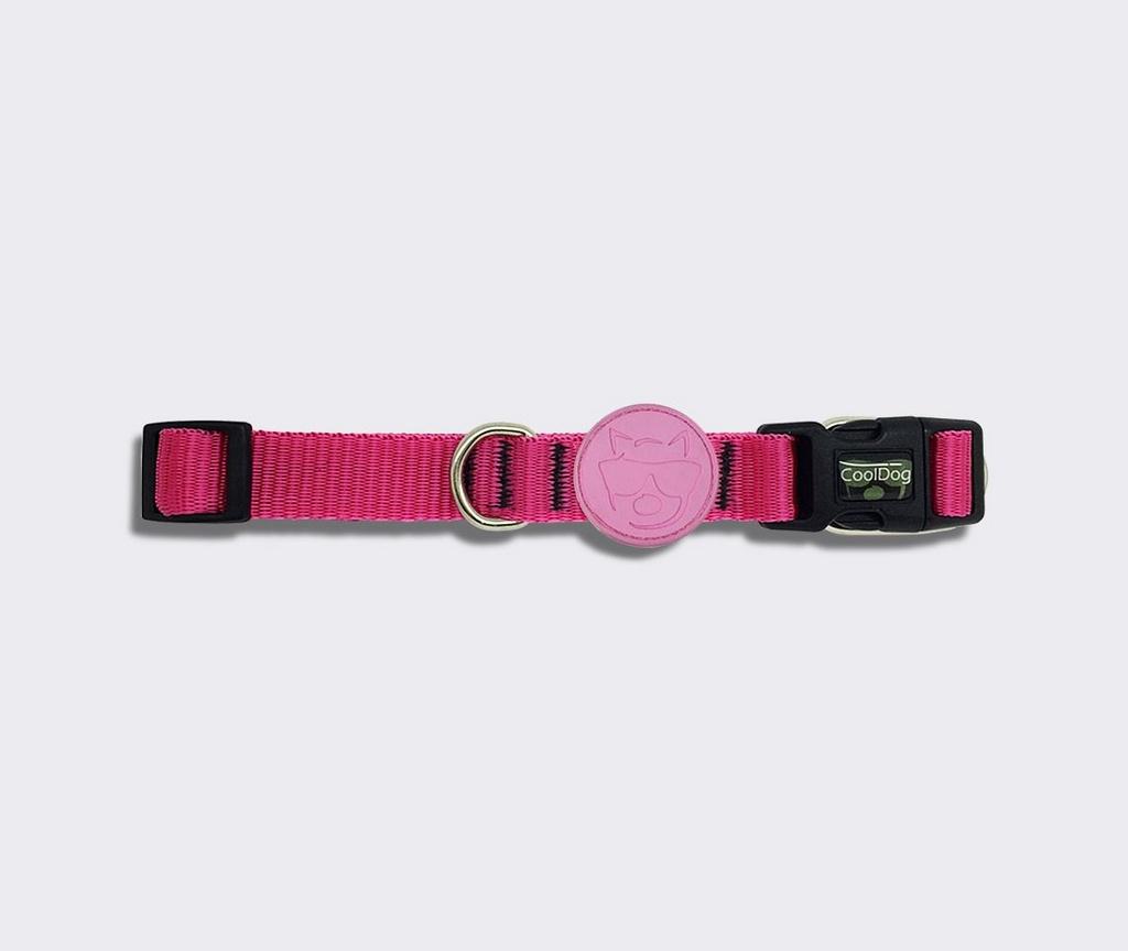 Coleira Pink CoolDog